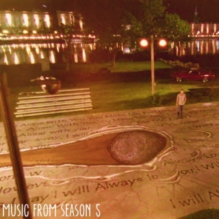 One Tree Hill Music From Season 5