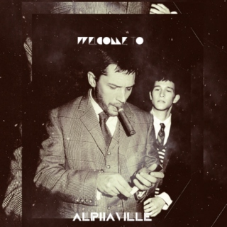 Welcome to Alphaville