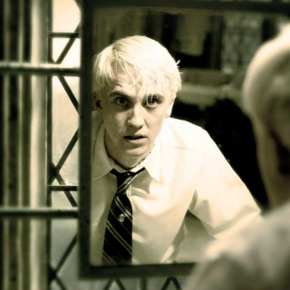 used to be a lovely boy: a draco malfoy mix