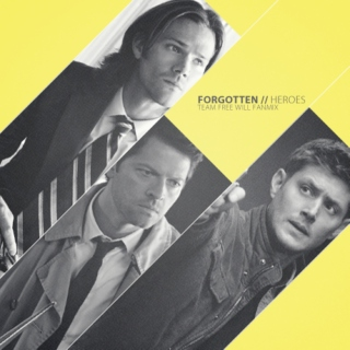Forgotten//Heroes : Team Free Will
