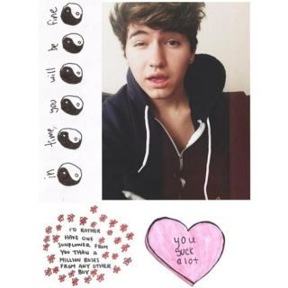 ☯ a day with jc caylen ☯