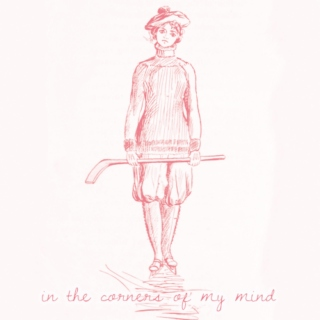 In The Corners of My Mind