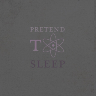 pretend to sleep
