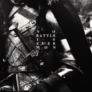 no battle is ever won