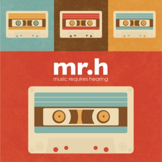 mr.h radio (design agency dubai)
