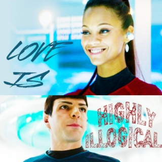 Love is Highly Illogical