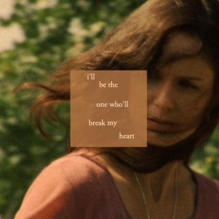 I'll Be The One Who'll Break My Heart [mix for Lori Grimes]