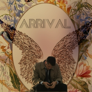 arrival.