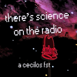 there's science on the radio