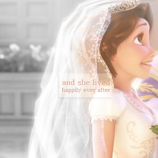 and she lived happily ever after