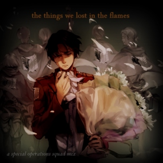the things we lost in the flames