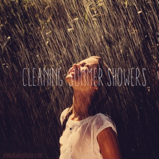 Cleaning Summer Showers