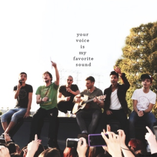the wanted (◕‿◕✿)