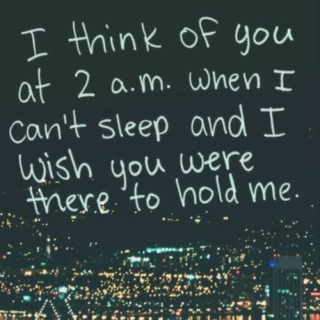 i think of you all the time.