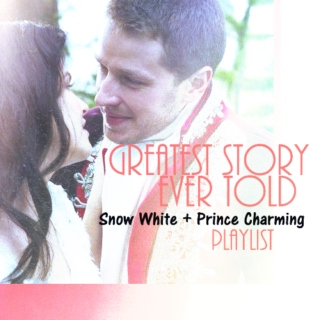 """""""Greatest Story Ever Told"""" A Snowing Mixtape"""