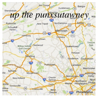 up the punxsutawney