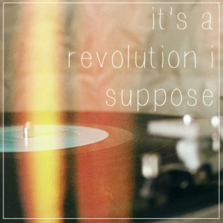fanmix yourself: it's a revolution i suppose