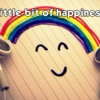 A little bit of happiness :)