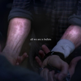 all we are is bullets