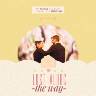 Lost Along The Way.