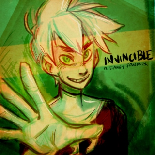 Invincible: a danny phantom fanmix