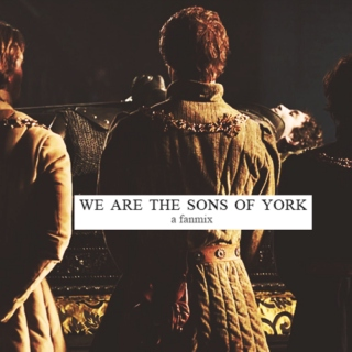 we are the sons of york