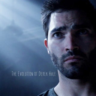 The Evolution of Derek Hale