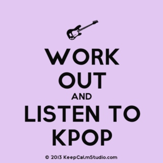 Kpop Workout