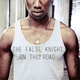 the false knight on the road