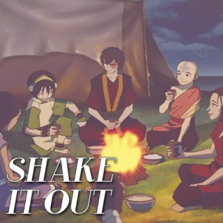 shake it out (a gaang fanmix)