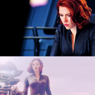 lived a lot of different lives; natasha romanoff (black widow)