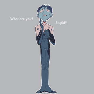 What are you? Stupid?