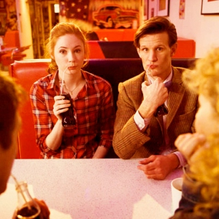 The Doctor and the Ponds