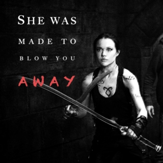She Was Made To Blow You Away