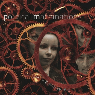Political Machinations [a Gallifrey mix]