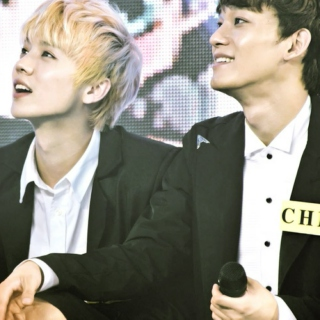 holding hands when the lights go out; a luchen fanmix