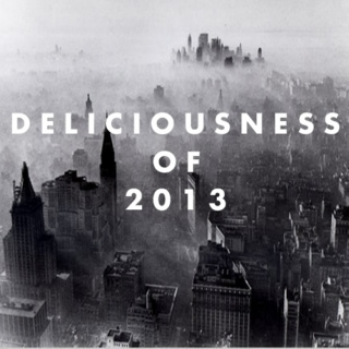 deliciousness of 2013