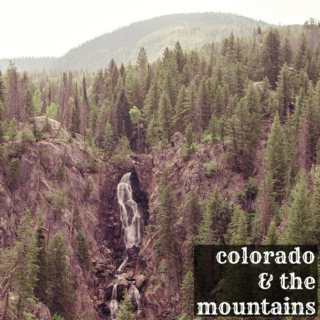 v. locations - colorado & the mountains