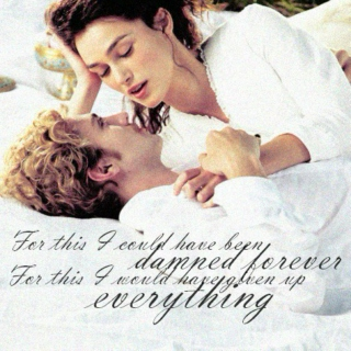 Tessa x Will : For this I could have been damned forever. For this I would have given up everything.
