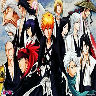 The Bleach Openings