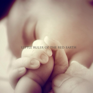 little ruler of the red earth