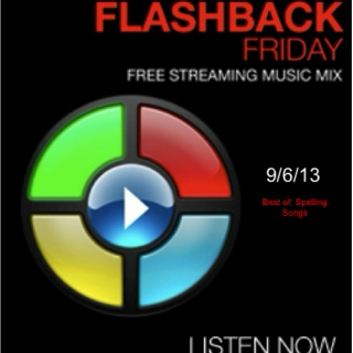 Flashback Friday - Best of: Spelling Songs - 9/6/13 - SugarBang.com