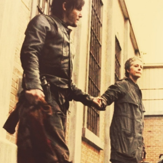 they said i once was lost, but now i'm truly found (a daryl/carol playlist)