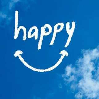I have decided to be happy, because it is good for my health