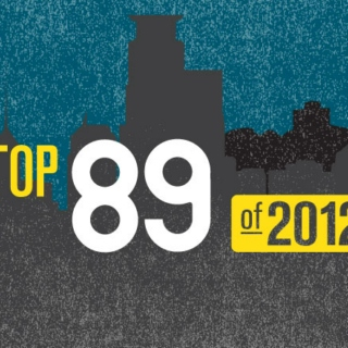The Current 89.3 Top 15 Songs of 2012