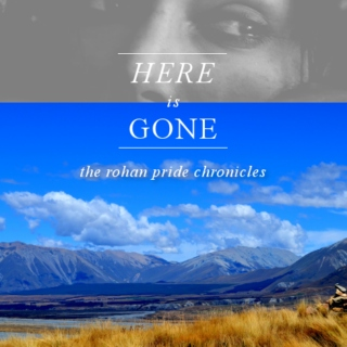here is gone