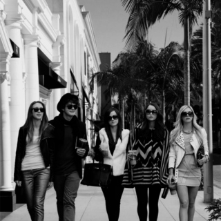 the bling ring - soundtrack.