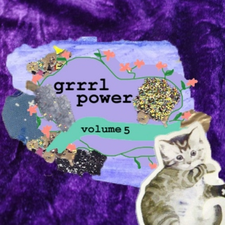 GRRRL POWER VOL. 5