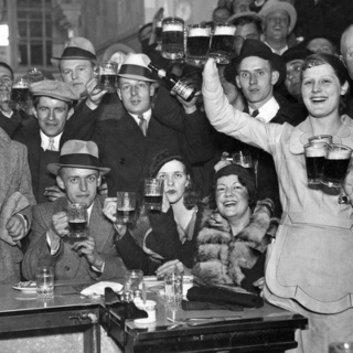 Sounds from the Prohibition years