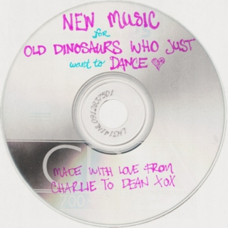 new music for old dinosaurs who just want to dance